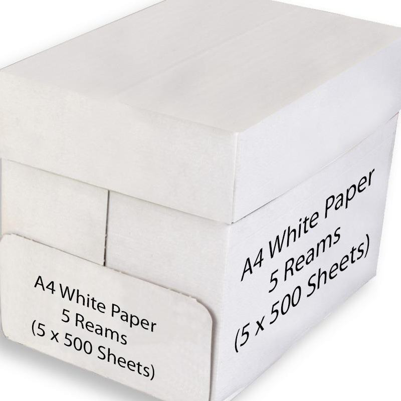Gauteng product 80gsm a4 copy paper factory in South Africa