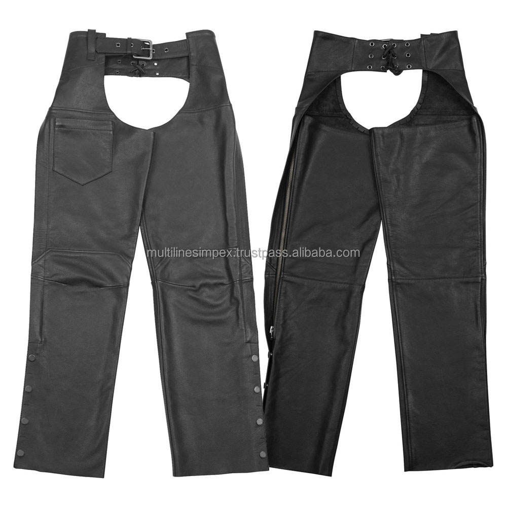 Top Design Genuine Leather Horse Riding Chaps