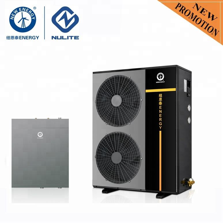Become exclusive distributor air source dc inverter heat pump split