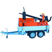 170m Drilling Rig Water Well Air Drilling Drill Rig For Deep Well GBU-60L