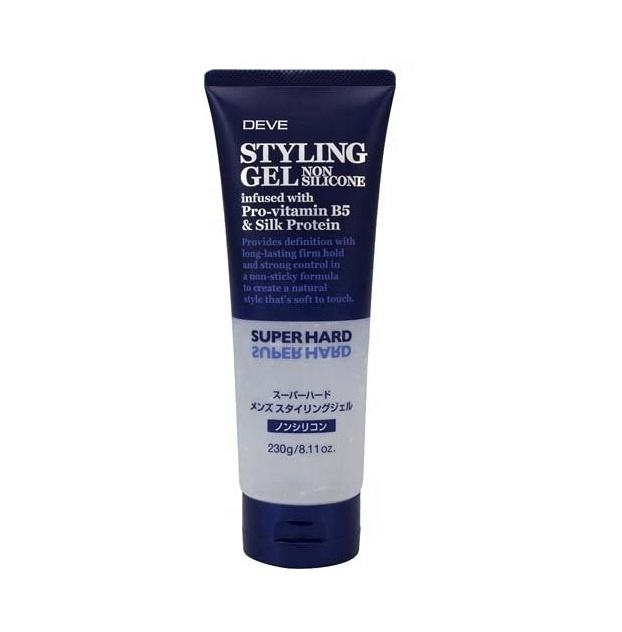 Japan Men's Hair Styling Gel 230 g Wholesale Best Selling