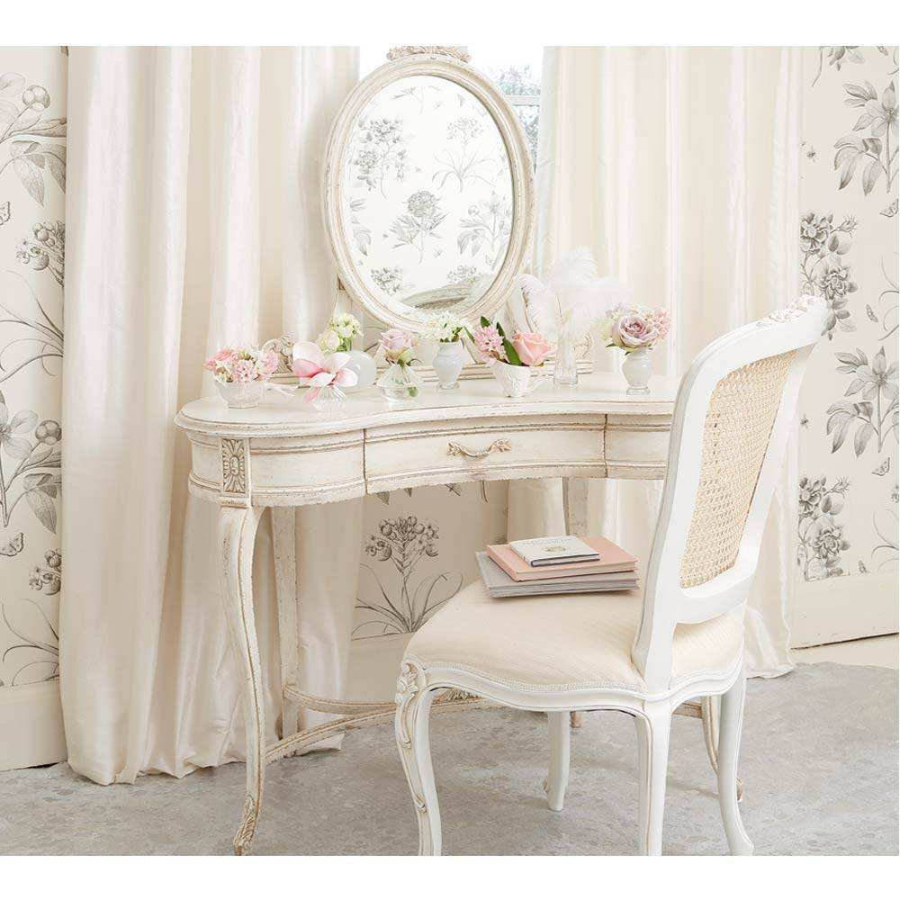 Asyut Antique Sets Dressing Table Bedroom Furniture Set