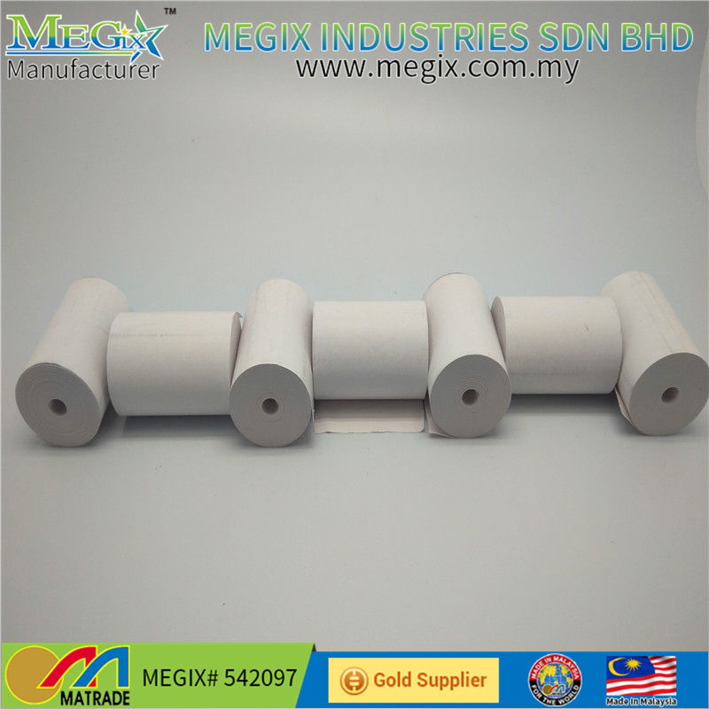 CORELESS 57x40 Thermal Paper Rolls Pos Terminal Thermal Receipt Paper