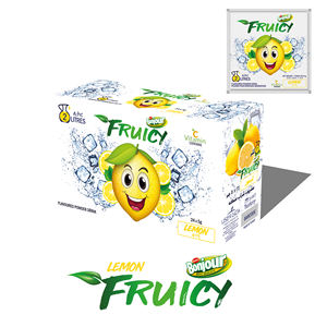Fruicy Lemon Flavoured Powder Drink / 2 Liter