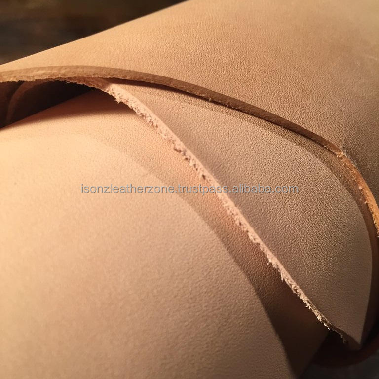 Veg Tan Leather Leather hides and skins vegetable tanned cow leather