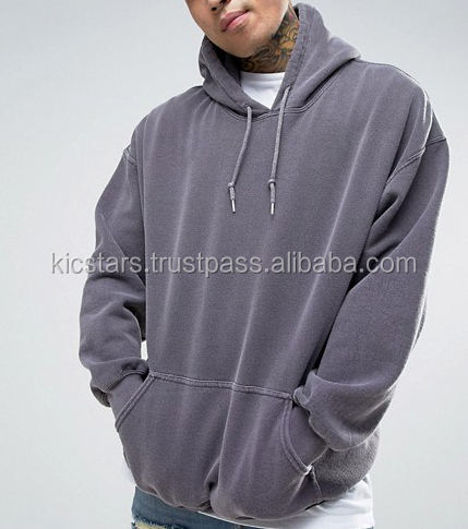 good quality men Oversized design, Dropped shoulders long sleeves 100% cotton heavyweight hoodies