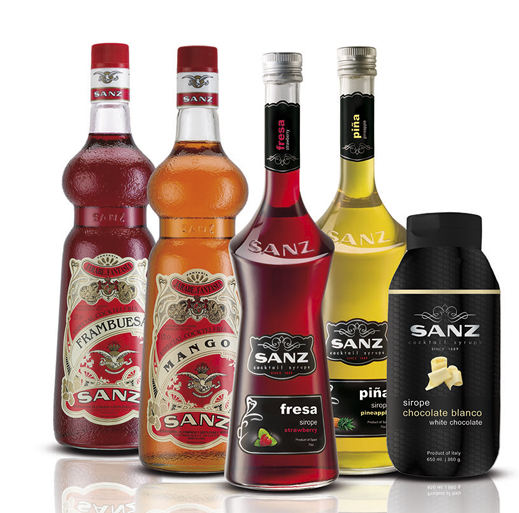 Cocktail syrups - SANZ - 1 L