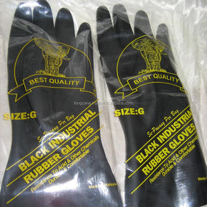 Heavy Duty Industrial Rubber Glove