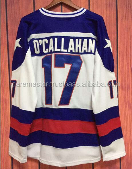 Quick fit mesh polyester fabric team ice hockey jersey plus size high quality ice hockey jersey
