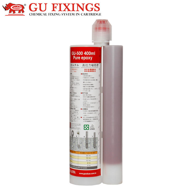 Fixing system chemset bolts Injection Adhesive Anchor Systems chemical anchor installation