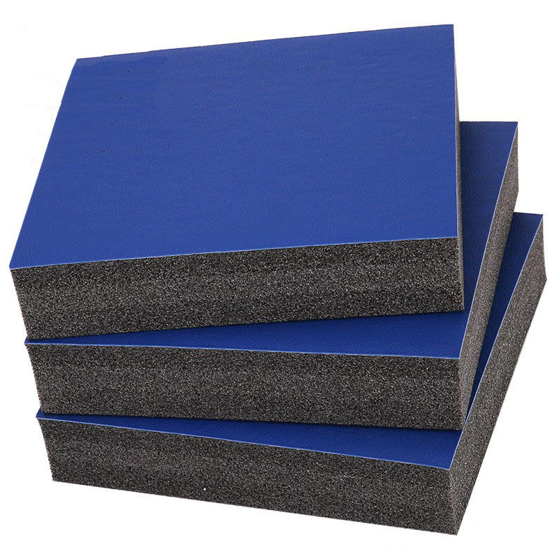 40mm foam mat underlayment shockproof mats with leather