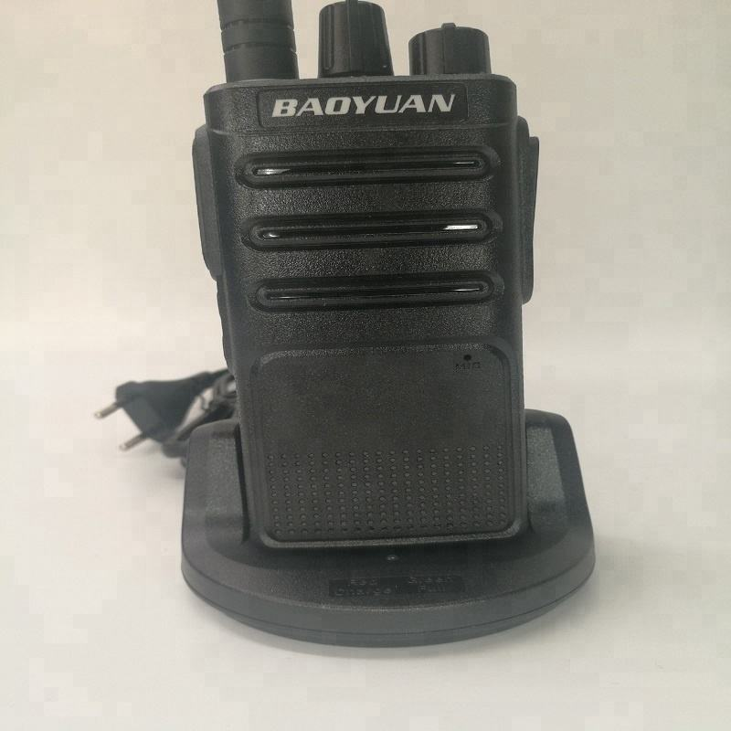 Commercio all'ingrosso FM cb BY-LR372 radio walkie talkie made in China