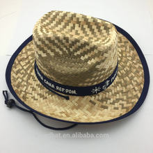straw hat surf/ straw hat / straw cowboy hat with cheap price in 2020