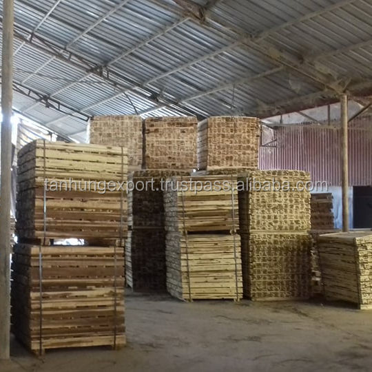 VIETNAM SUPPLIER ACACIA SAWN TIMBER