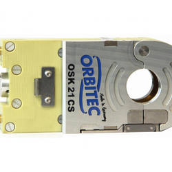 Gas- and Water-cooled enclosed weld head, orbital welding -OSK CS CW,Orbitec