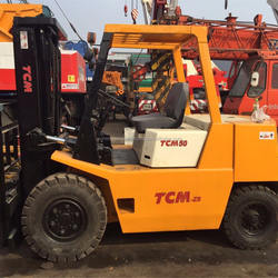 Good working condition used TCM FD50 forklift ,used FD30 forklift for sale