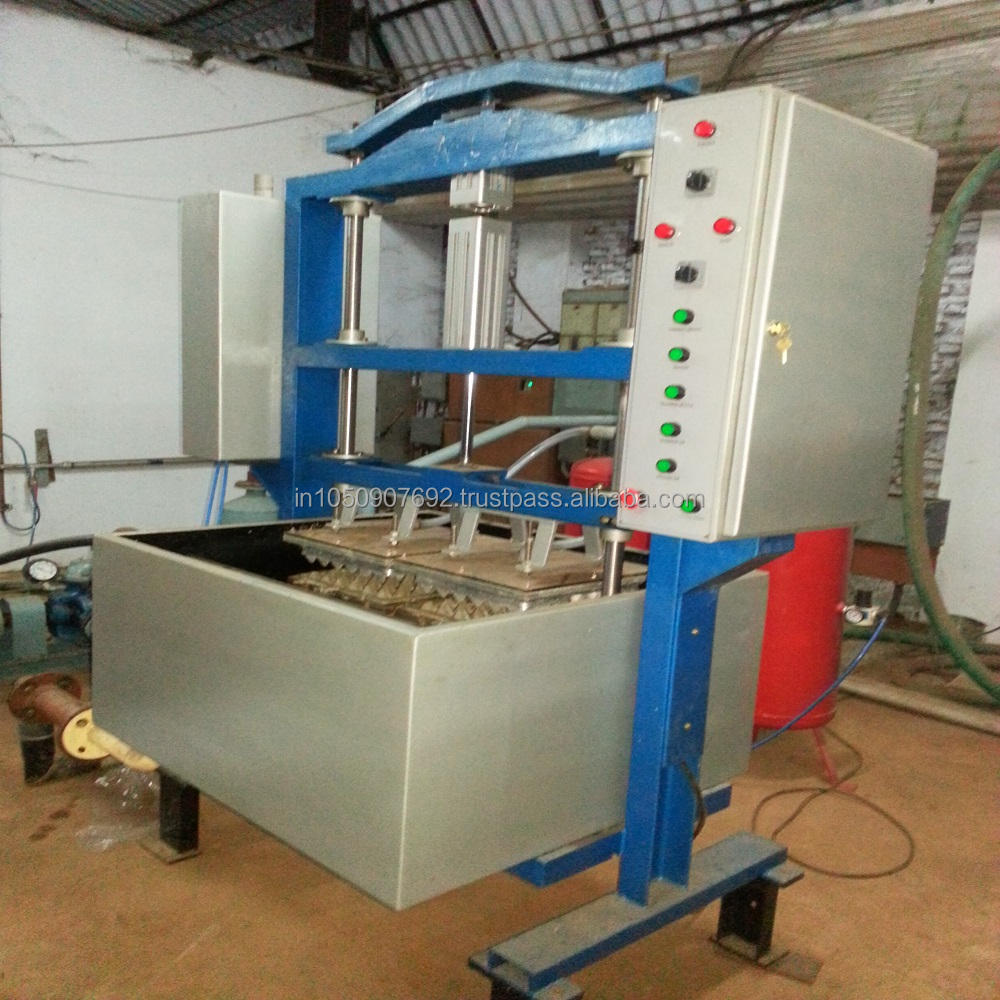 Latest Technology Small Paper Egg Tray Making Machine In India, Paper Pulp Egg Tray Machine Semi Automatic Production Line