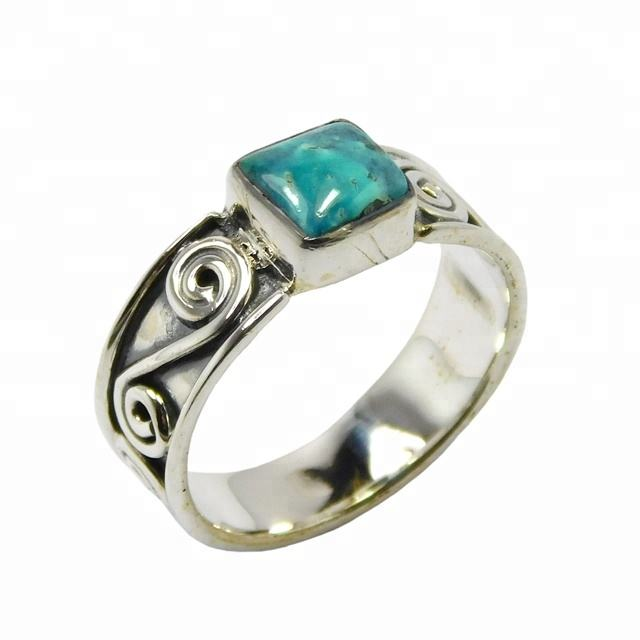 2020 Christmas jewelry splendid design multi gemstone band ring 925 sterling silver jewellery rings wholesale women fashion