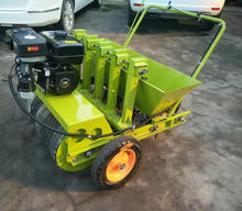 New and hot 6 rows high speed riding type planter/ planter machine