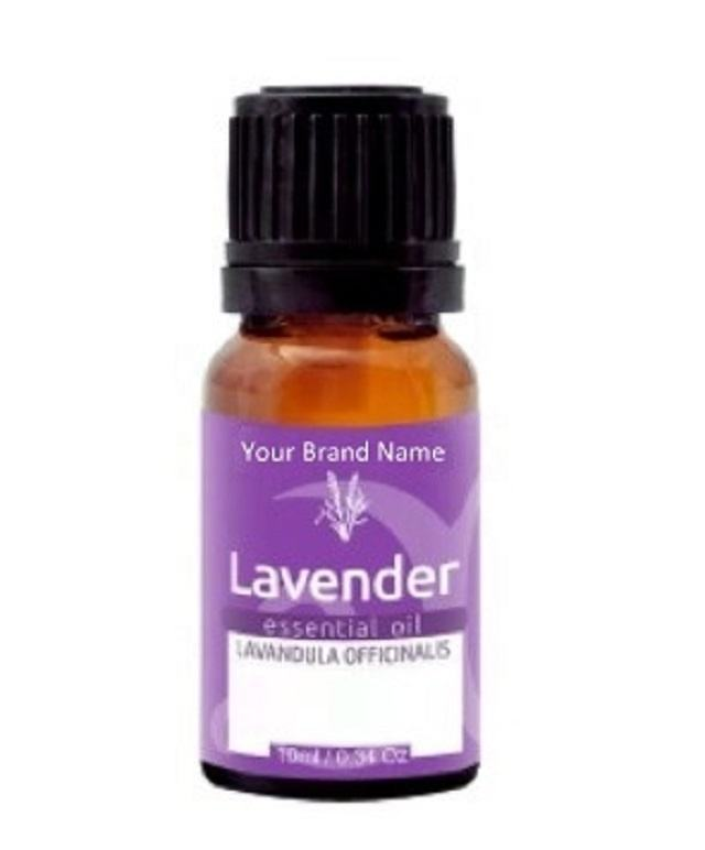 Pure Lavender Essential Oil 100% Natural Product | Private Label | Wholesale