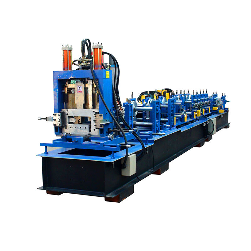 c purline roll former machine dual profile ceiling batten roll forming machine z shaped steel machine