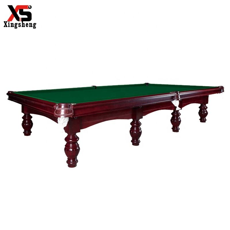 Russian pyramid 25mm slate warrented snooker billiard table