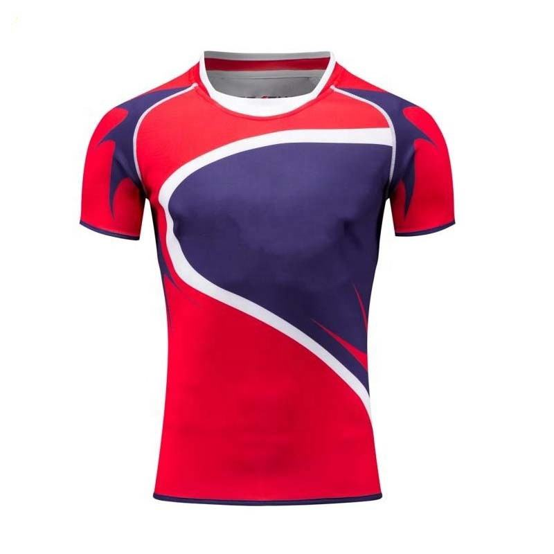 Sublimation Wholesale High Quality Custom Rugby League Jerseys GG-RU-12-04