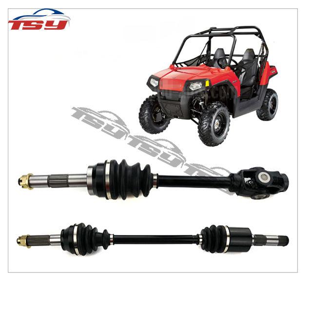 "13x5.00-6 6/"" F+R Wheels Hub fit Off-Road ATV Buggy Kart Go Kart Rear Axle Kit"