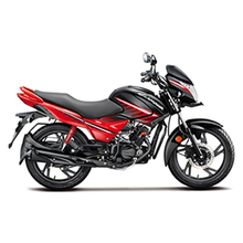 Sport Motorcycle 125CC Hero Brand Model New Glamour