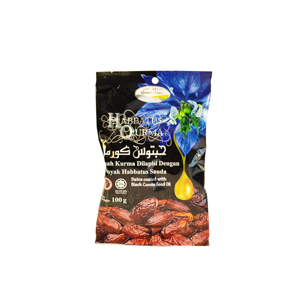 Made In Malaysia Low Sugar Tasty Dates Healthy Snack For Sale
