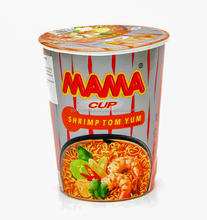 Mama Instant Noodle with Tom Yum Flavour Cup 60g