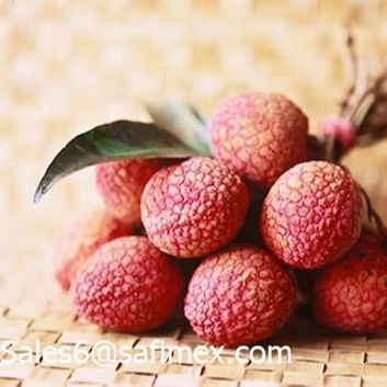BEST SALES / GOOD PRICE/ HIGHT QUALITY FRESH LYCHEES FROM VIET NAM 2020