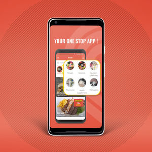 Food Ordering & Delivery mobile Phone app | Successful Online Food Delivery Apps in the World by Protolabz eServices