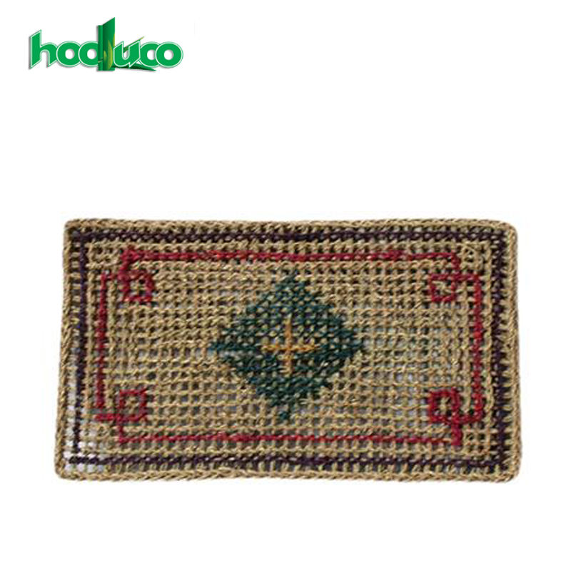 New Design Spring Custom Supplier Low Price Vietnam Seagrass Carpet For Home Or Hotel