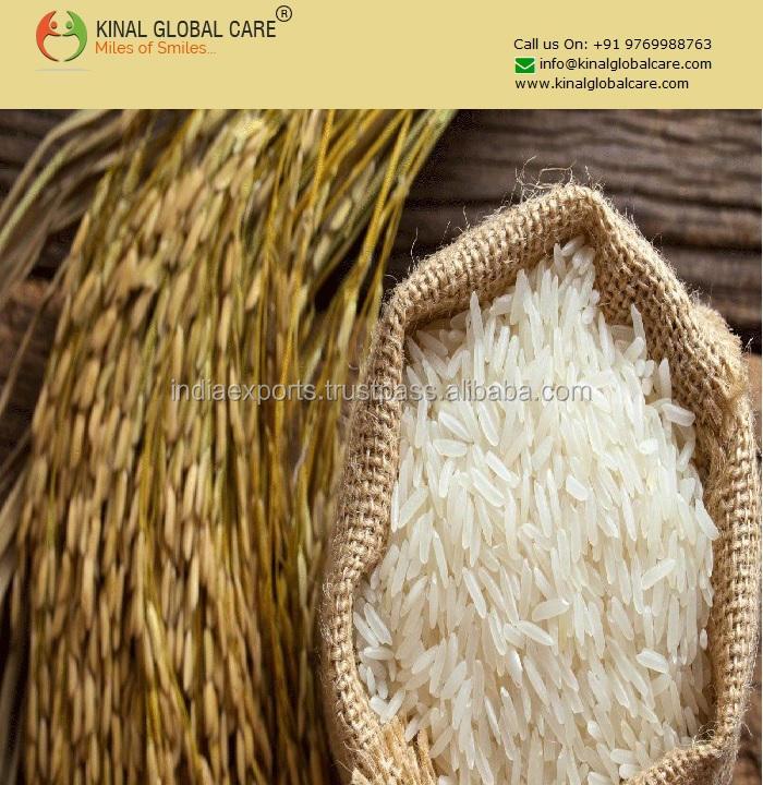 Alta calidad bien molido de grano largo arroz fragante