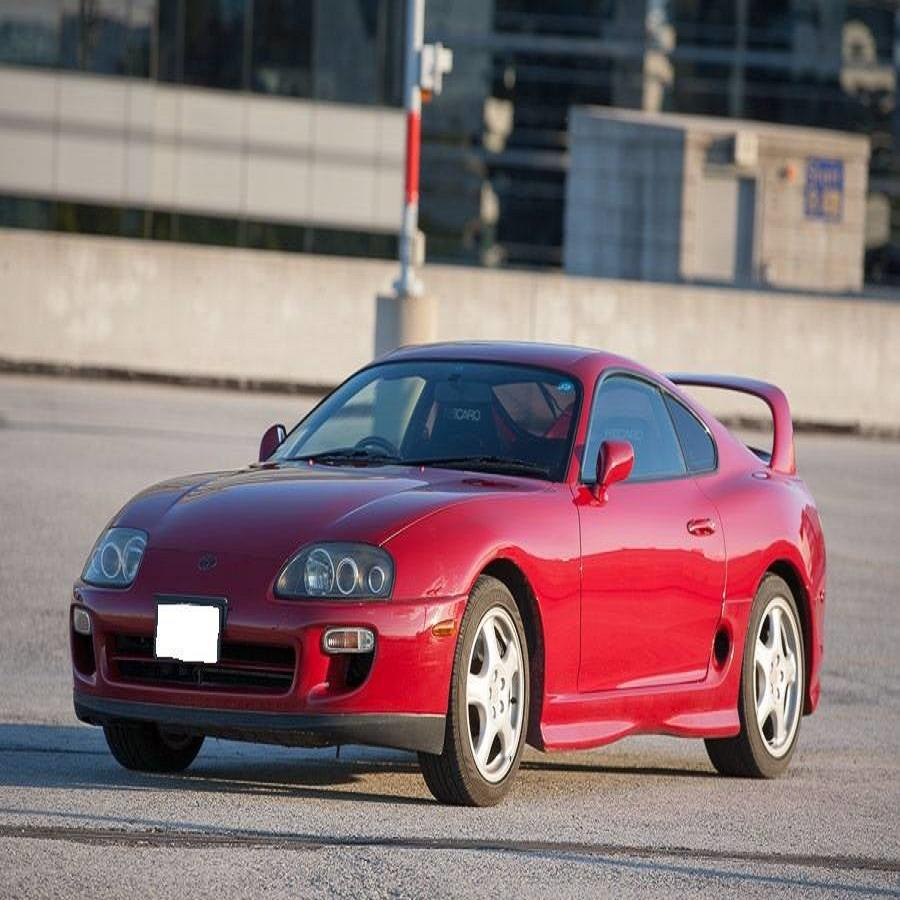 1998 Toyota Supra 6 speed