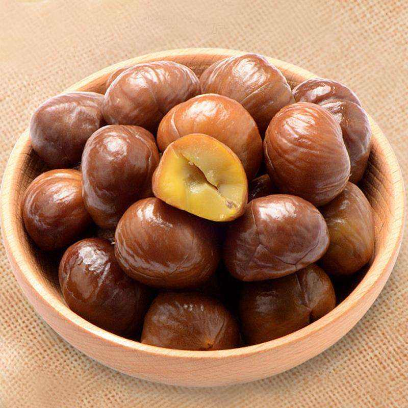 Chinese Roasted Peeled Chestnut Kernel Price