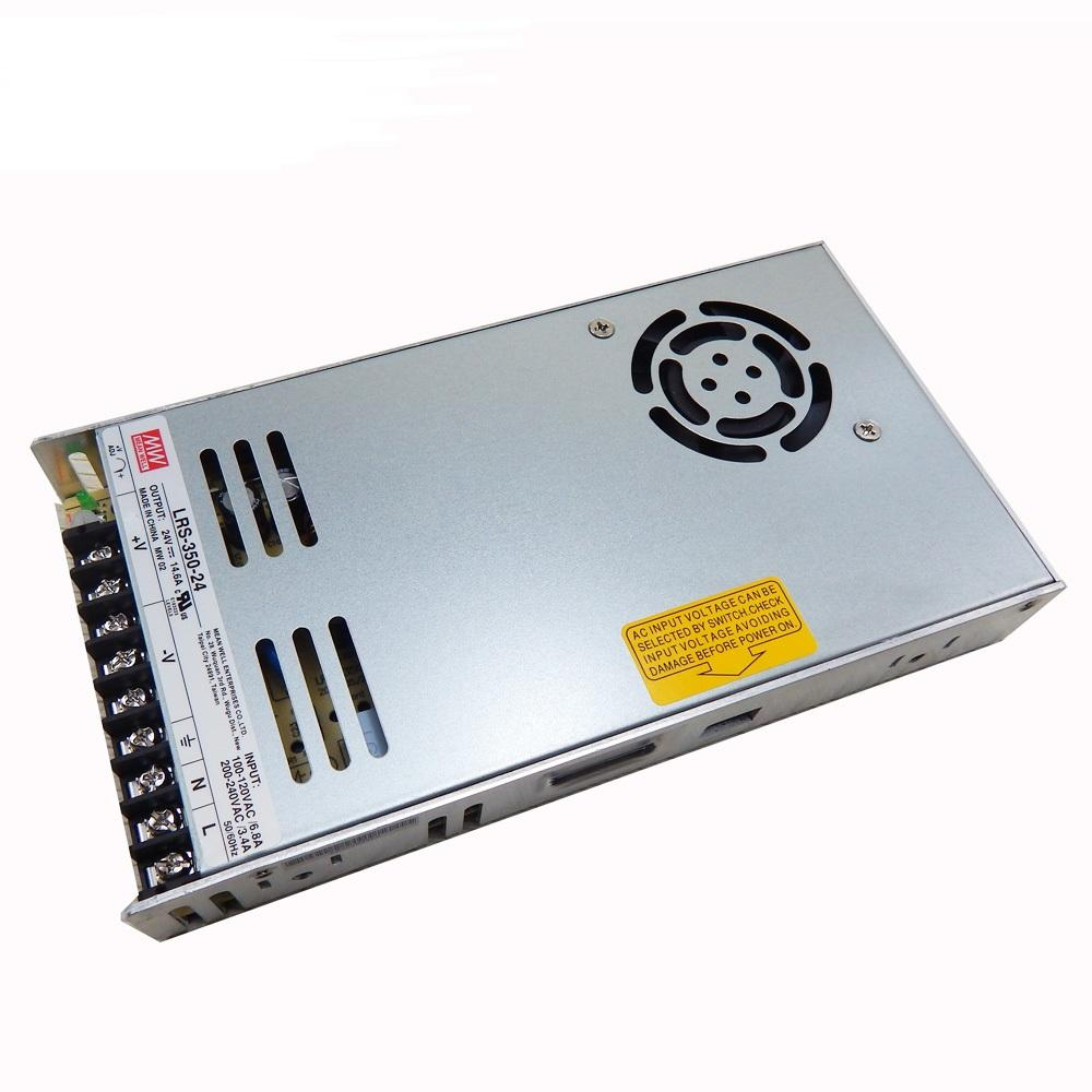 Mean Well LRS-350 Series 5V to 48V Single Output Switching Economical Power Supply Meanwell