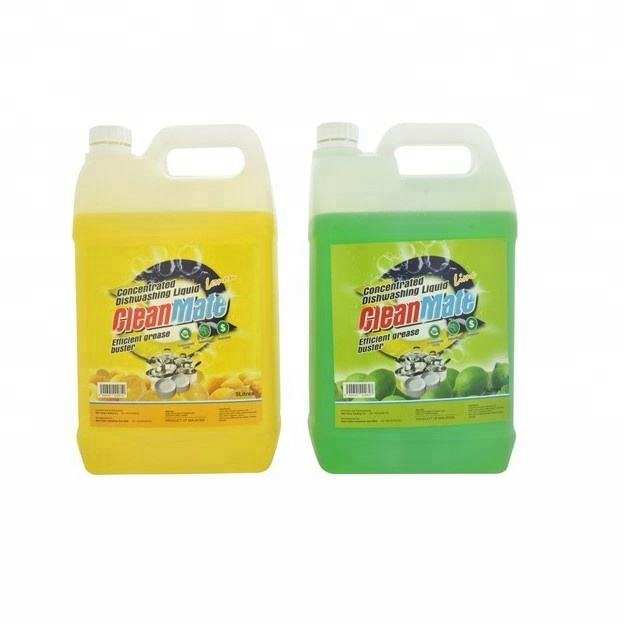 Clean Mate Concentrated Dishwashing Liquid