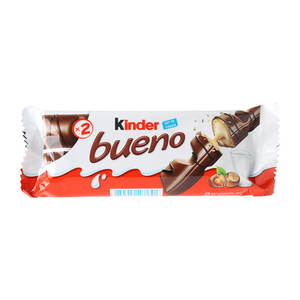 FÜR KINDER BUENO WAFER 43 GR 30 PCS