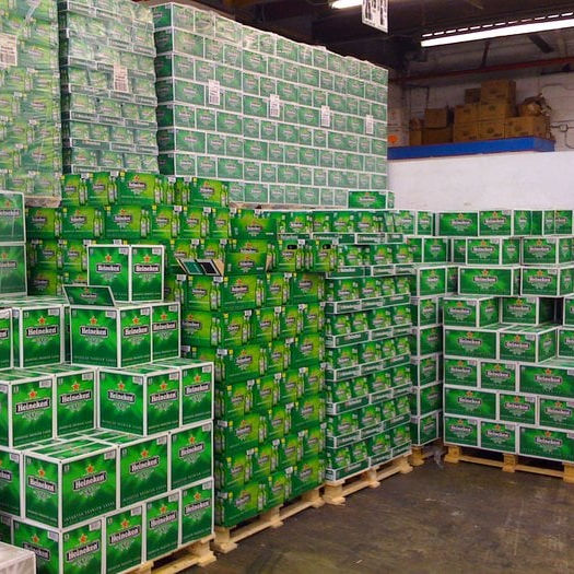 Dutch Heineken Beer For Export