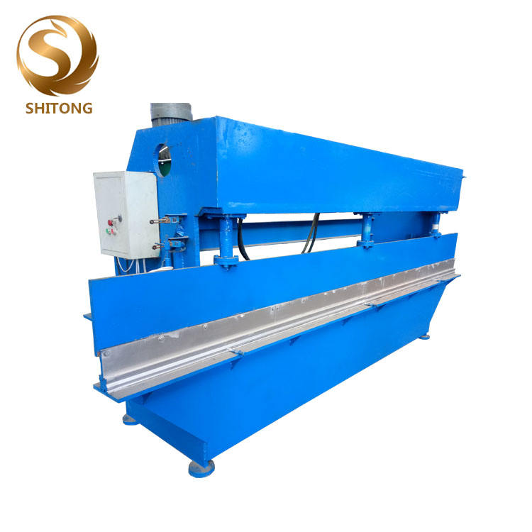 roof metal sheet bending machine zinc machine