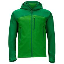 New Soft shell nylon and polyester  men warm winter jacket for outdoor wear