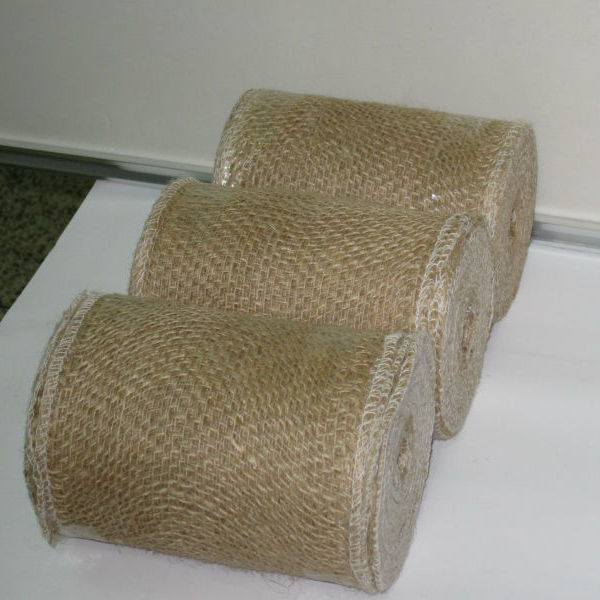 Colored Jute Roll/ Color Jute Tape/ Burlap Jute Color