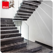 modern stone steps staircase design granite stairs