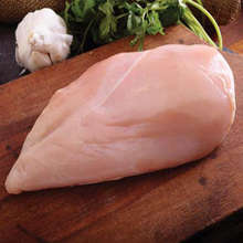 Frozen Chicken Cuts Skinless Boneless Half Breast Fillet Brazil