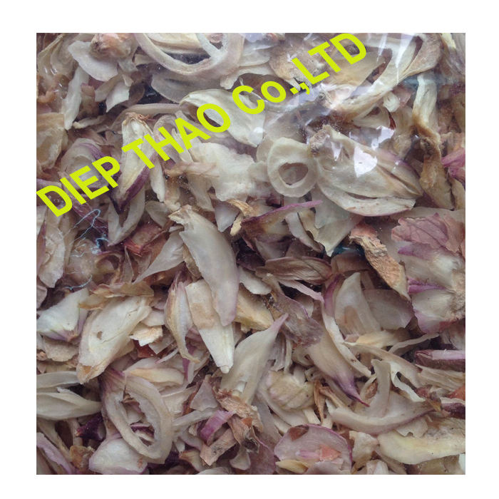 DRIED SLICES RED ONION/ RED ONION