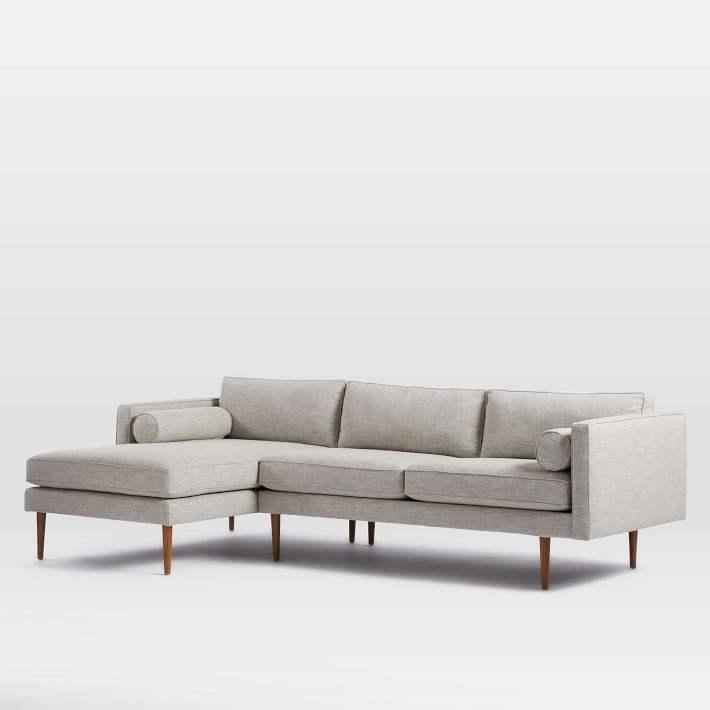 Palermo Italian Furniture Modern Luxury Living Room Sofa Home