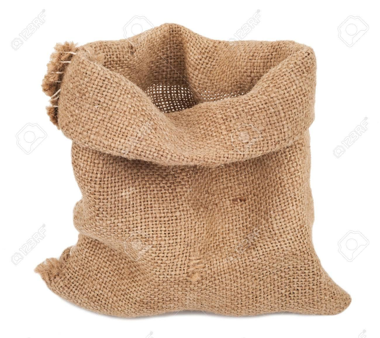 100 % Food grade Hessian Jute Sacks