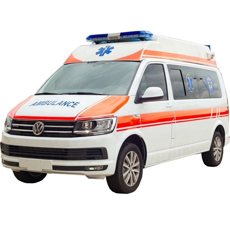 Top Quality 4x4 model equipment military ambulance